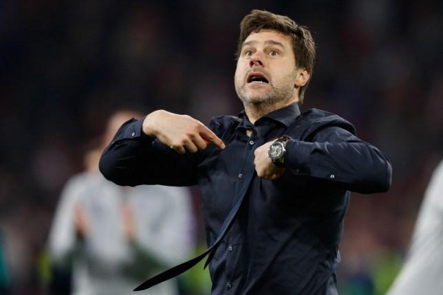 Tottenham Boss Mauricio Pochettino Could Leave If Spurs Lose Champions League Final Metro News