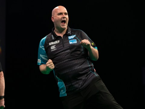 Rob Cross picks the three men who will join him at Premier League Darts finals night