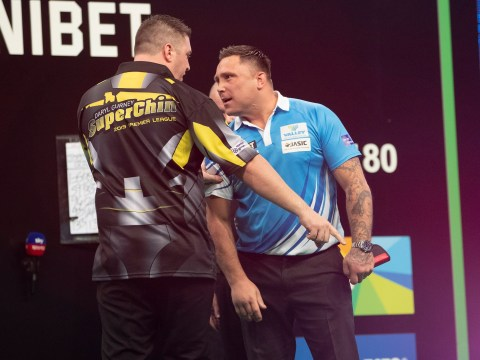 Michael van Gerwen laughed at 'kids' Gerwyn Price and Daryl Gurney after Premier League Darts incident