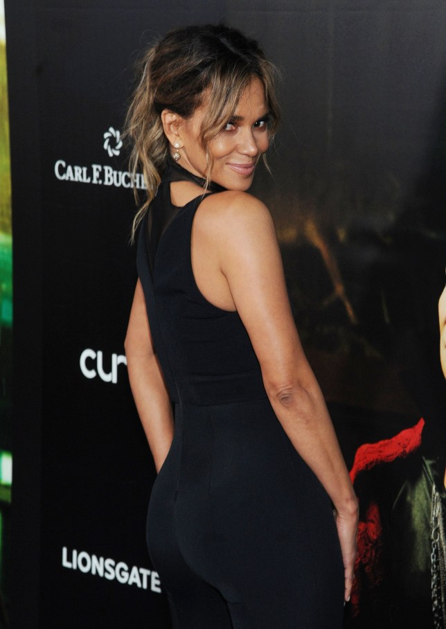 Halle Berry Feeling Herself At John Wick 3 Premiere With