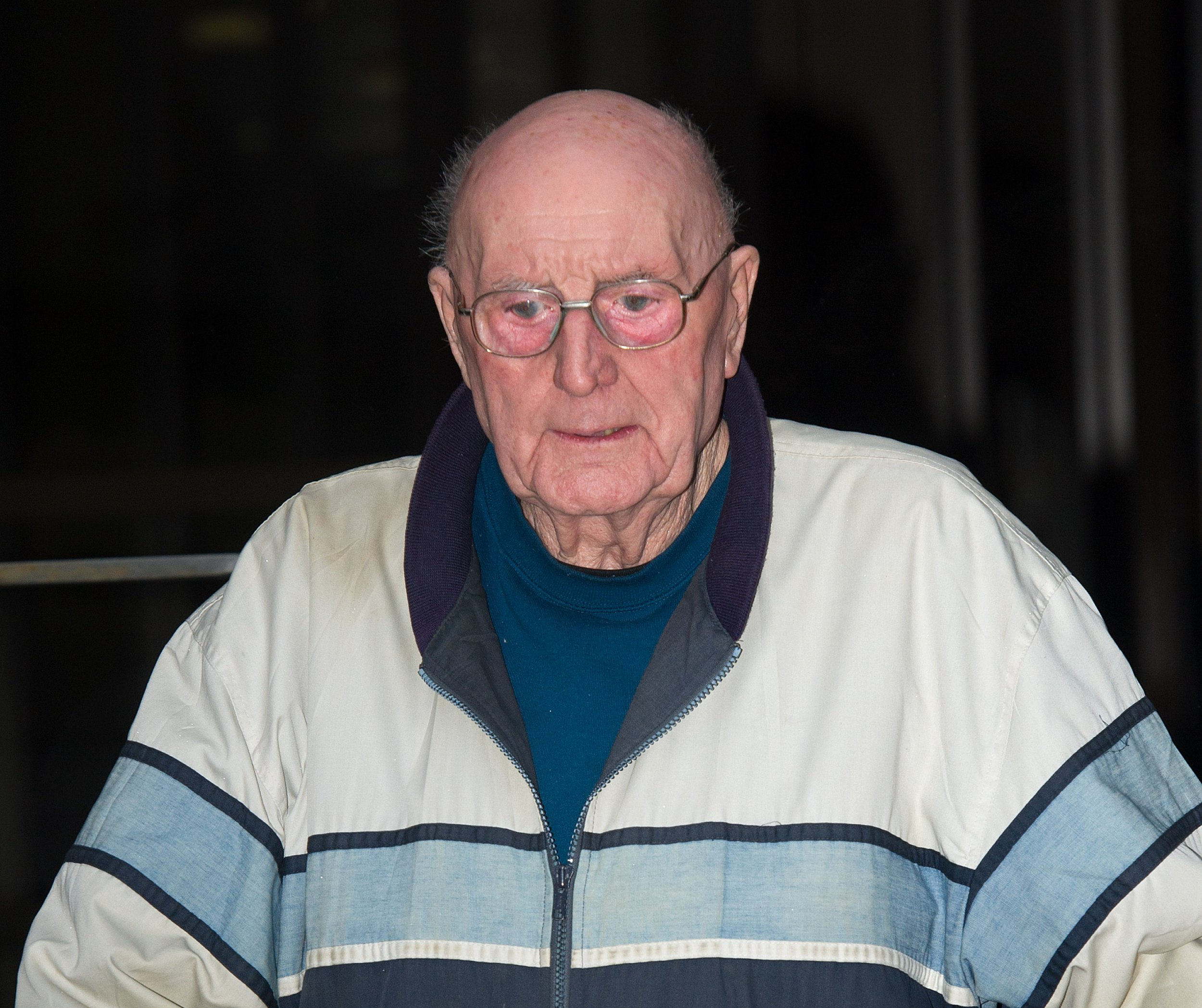 Lawrence Franks, 84, killed his wife