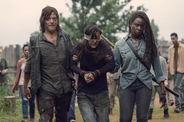The Walking Dead season 10 will take us forward in time again
