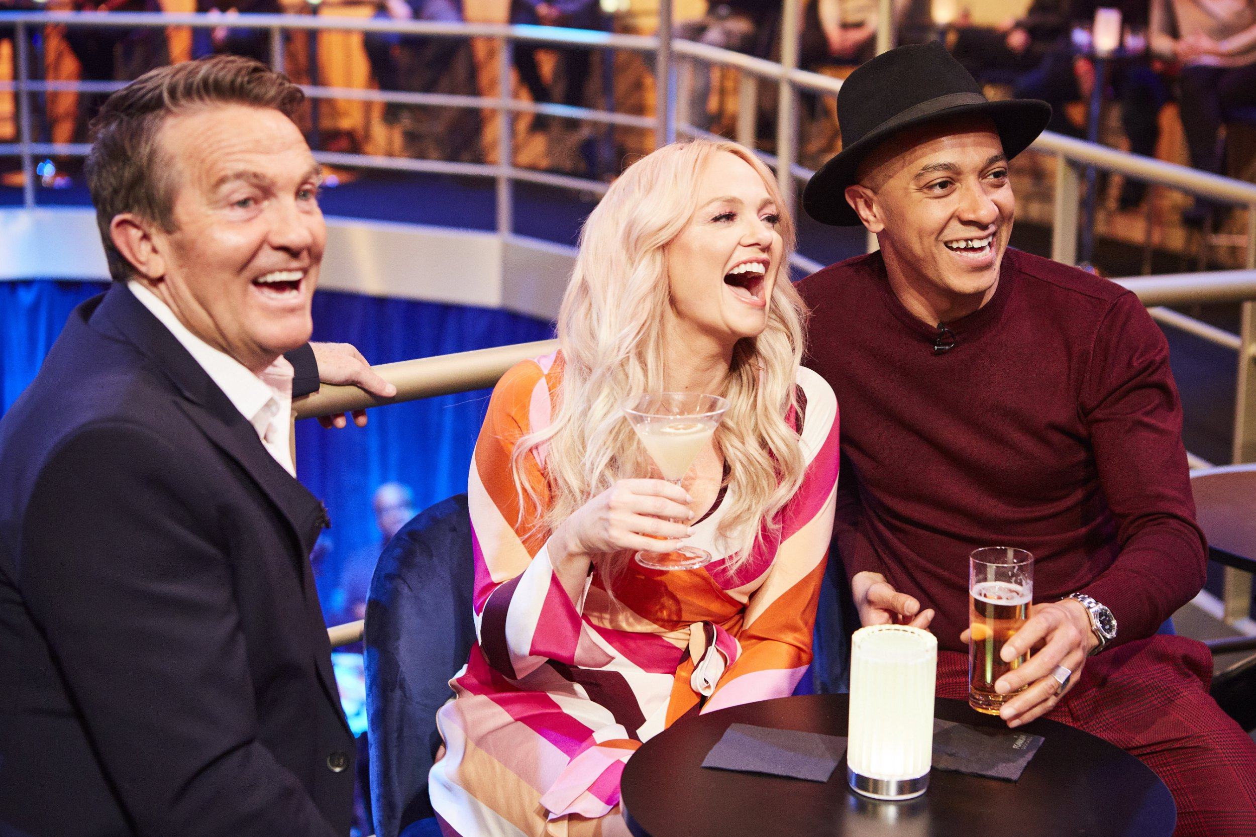 Emma Bunton reveals partner Jade Jones cried during Spice Girls rehearsal as she teases 'nostalgic' tour