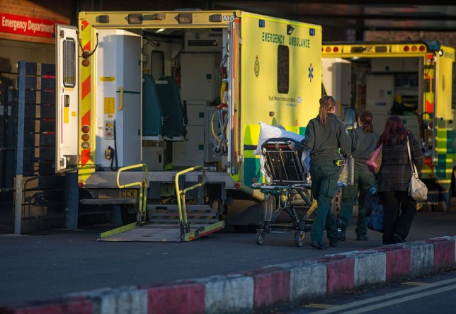 A surgeon has warned the rising number of stabbings is delaying ambulances across the UK