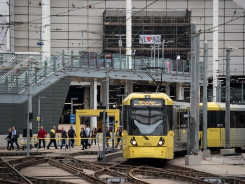 Drug-user who stabbed mum with syringe as she waited for train avoids jail