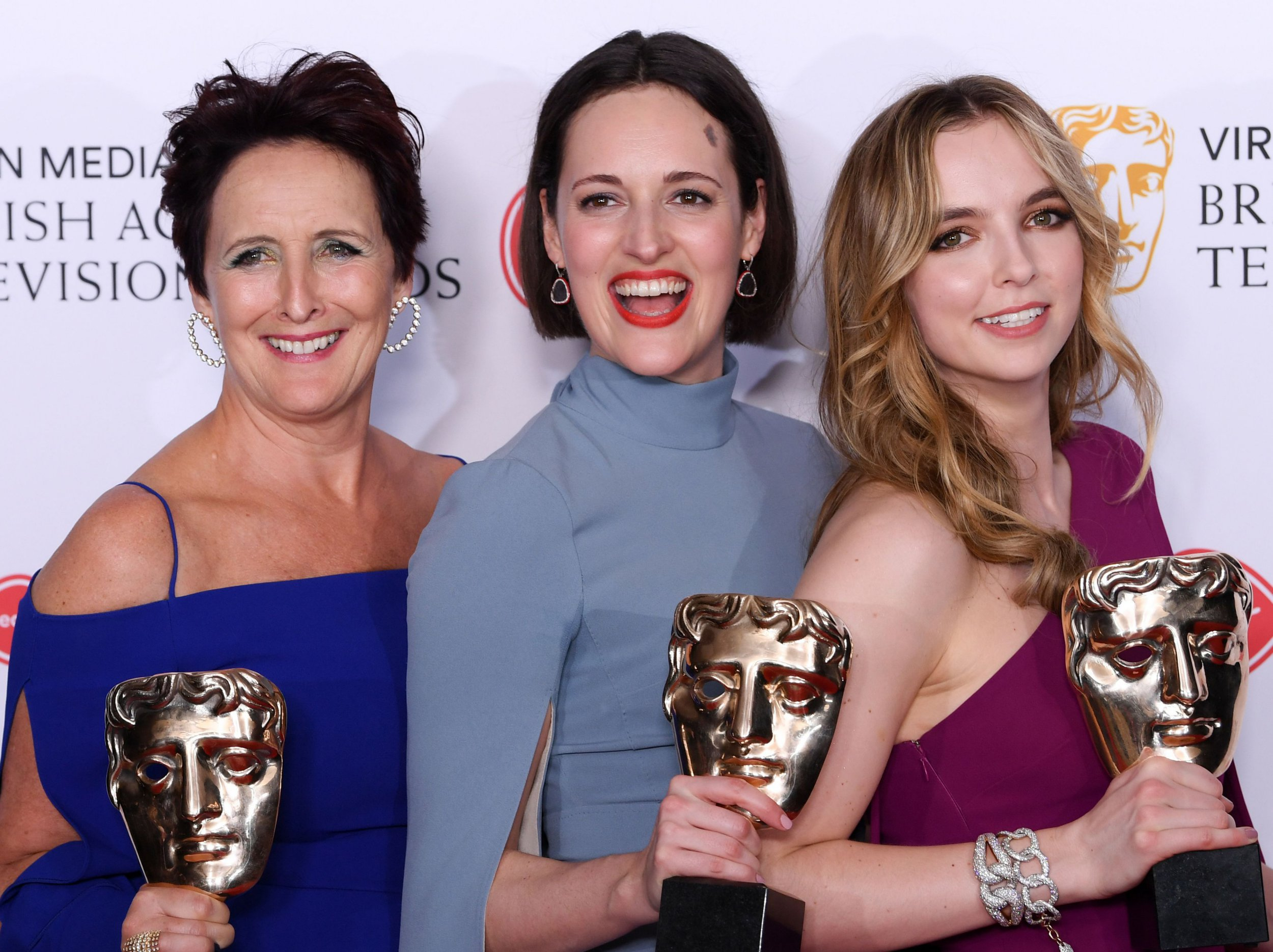 From Jodie Comer and Killing Eve to Patrick Melrose: All the winners from Bafta TV Awards 2019