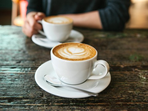 Drinking up to 25 cups of coffee a day 'won't damage the heart'