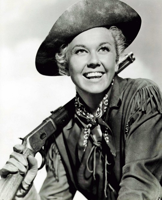 Image result for doris day calamity jane