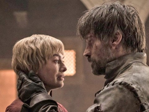 Lena Headey fuels speculation Jaime Lannister is alive in Game of Thrones finale with Lego re-enactment of The Bells