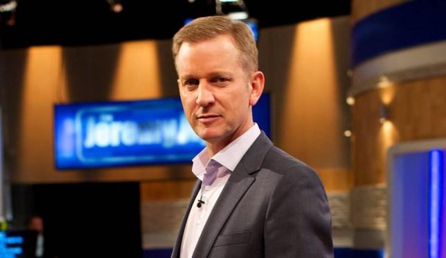 Jeremy Kyle from The Jeremy Kyle Show