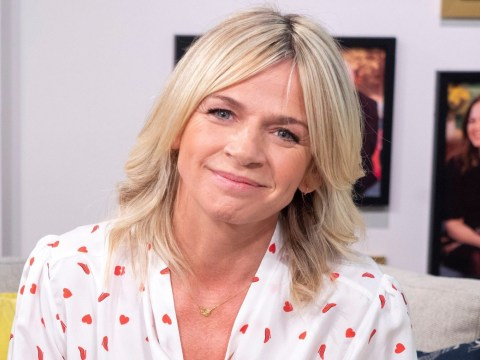 Zoe Ball forced to pull out of Strictly It Takes Two at the last minute while suffering 'nasty bout of sickness'