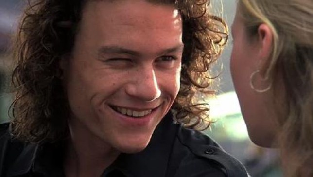 Riviera star Julia Stiles reveals how Heath Ledger showed her how to act drunk in 10 Things I Hate About You