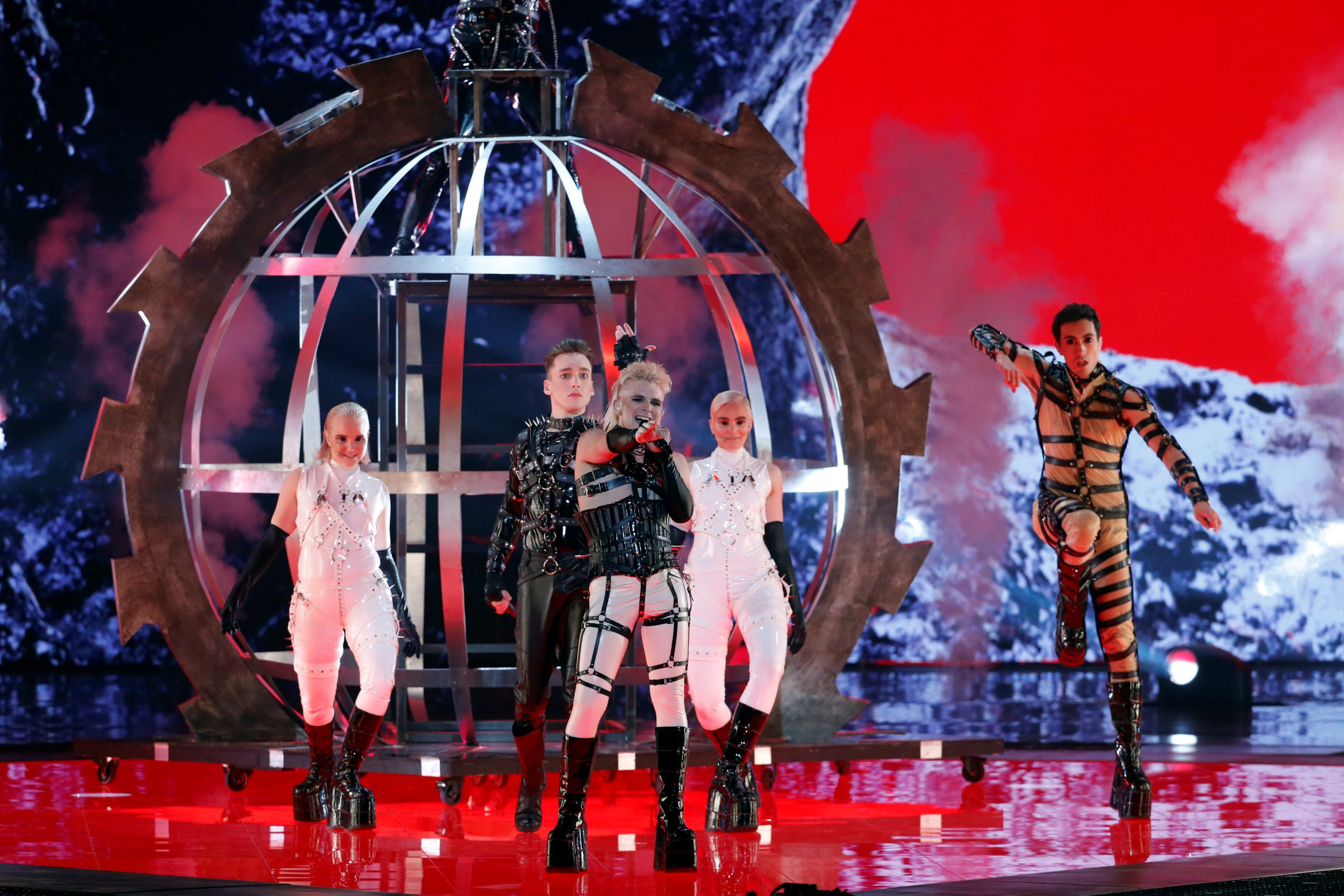 Eurovision organisers speak out on Hatari's Palestine protest: 'The consequences will be discussed'