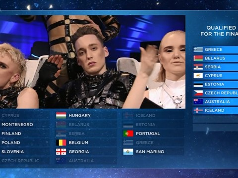 Iceland are through to Eurovision final, so prepare to explain to your nan what BDSM is
