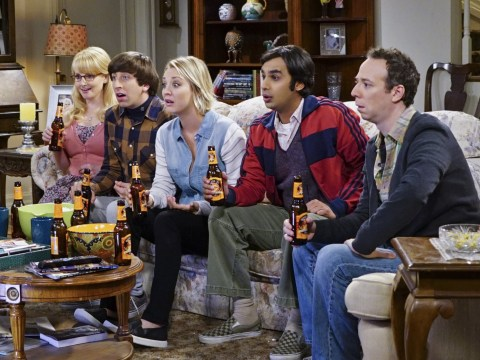 The Big Bang Theory cast 'can't do a spin-off because they all die' says Mayim Bialik