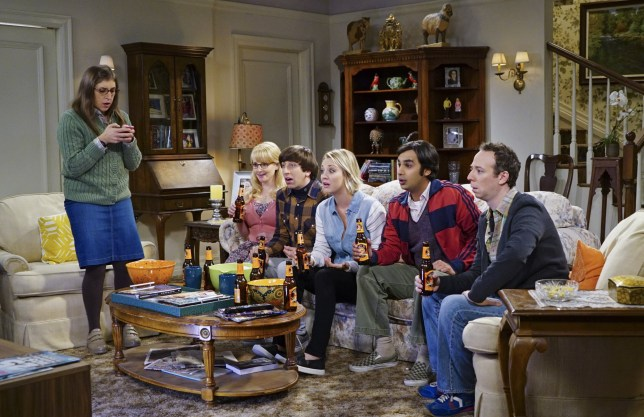Television Programme: The Big Bang Theory 'The Helium Insufficiency' - Sheldon and Leonard find out that other scientists are trying to steal their Superfluid Helium idea. The gang try and find a new boyfriend for Amy on a new mobile dating app.