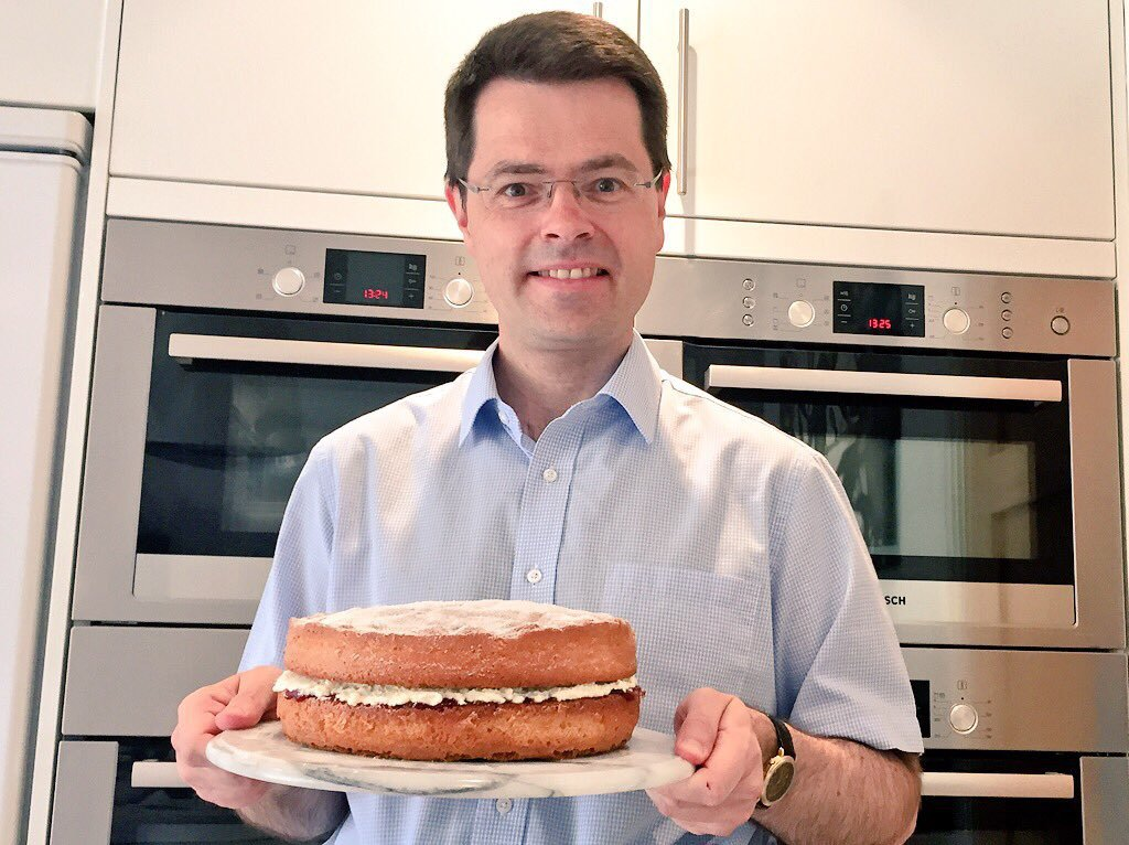 Tory housing minister, James Brokenshire, roasted for having FOUR OVENS in extravagant kitchen