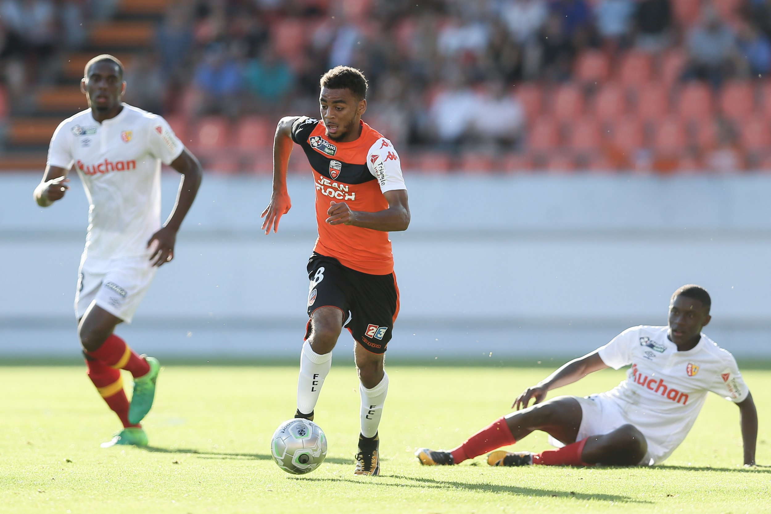 Arsenal considering offer for £9m-rated Lorient forward Alexis Claude-Maurice