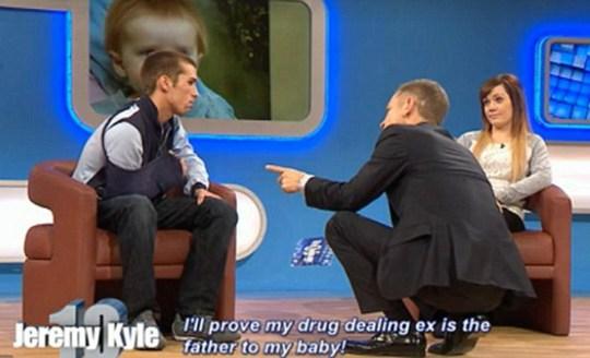 Gareth Evans on The Jeremy Kyle Show