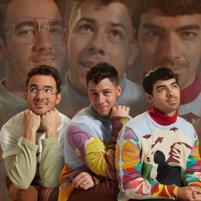 Jonas Brothers PAPER shoot