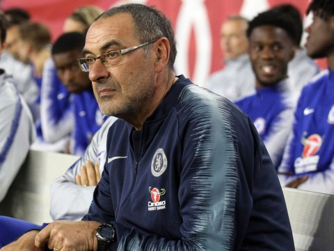Maurizio Sarri can avoid sack if Chelsea win Europa League and transfer ban upheld