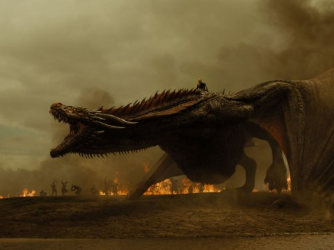 Where has Daenerys Targaryen's dragon Drogon gone in Game of Thrones finale?