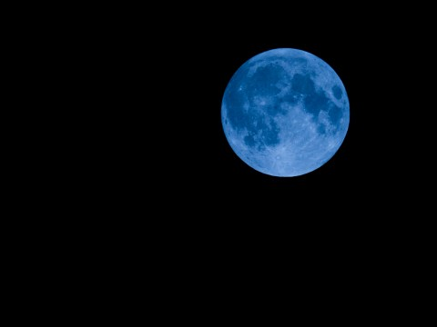 When is this week's 'blue moon' and what is the meaning behind it?
