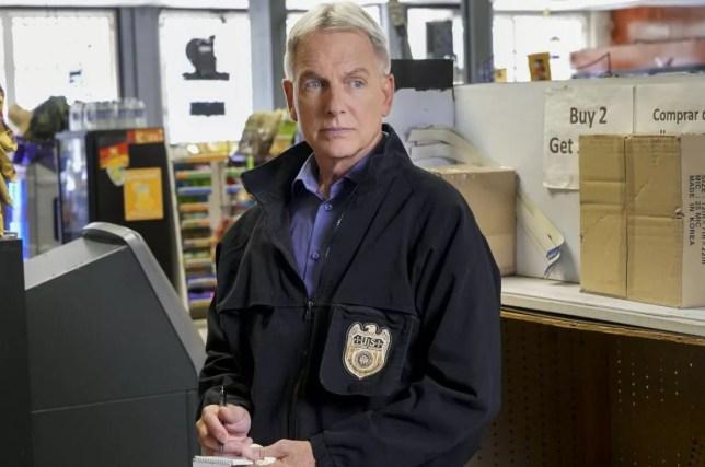 Leroy Jethro Gibbs in NCIS