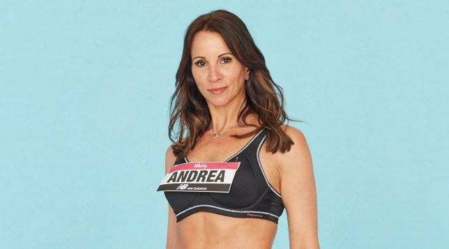 Undated handout photo issued by Vitality London 10,000 of TV presenter Andrea McLean who is hoping people will join the 'Celebrate You' team for the 2019 Vitality London 10,000 on May 27. PRESS ASSOCIATION Photo. Issue date: Thursday May 16, 2019. See PA story SOCIAL CelebrateYou. Photo credit should read: Vitality London 10,000/PA Wire NOTE TO EDITORS: This handout photo may only be used in for editorial reporting purposes for the contemporaneous illustration of events, things or the people in the image or facts mentioned in the caption. Reuse of the picture may require further permission from the copyright holder.
