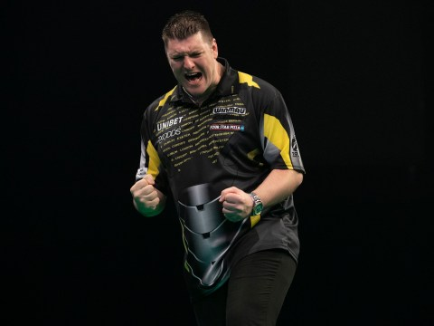 Daryl Gurney reveling in underdog status ahead of Premier League Darts play-offs