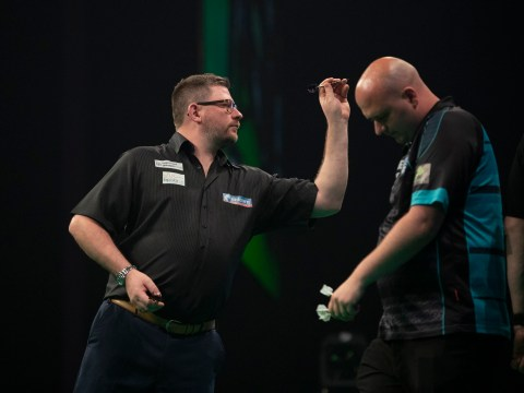 James Wade questions what Rob Cross 'is about' ahead of Premier League Darts semi-final