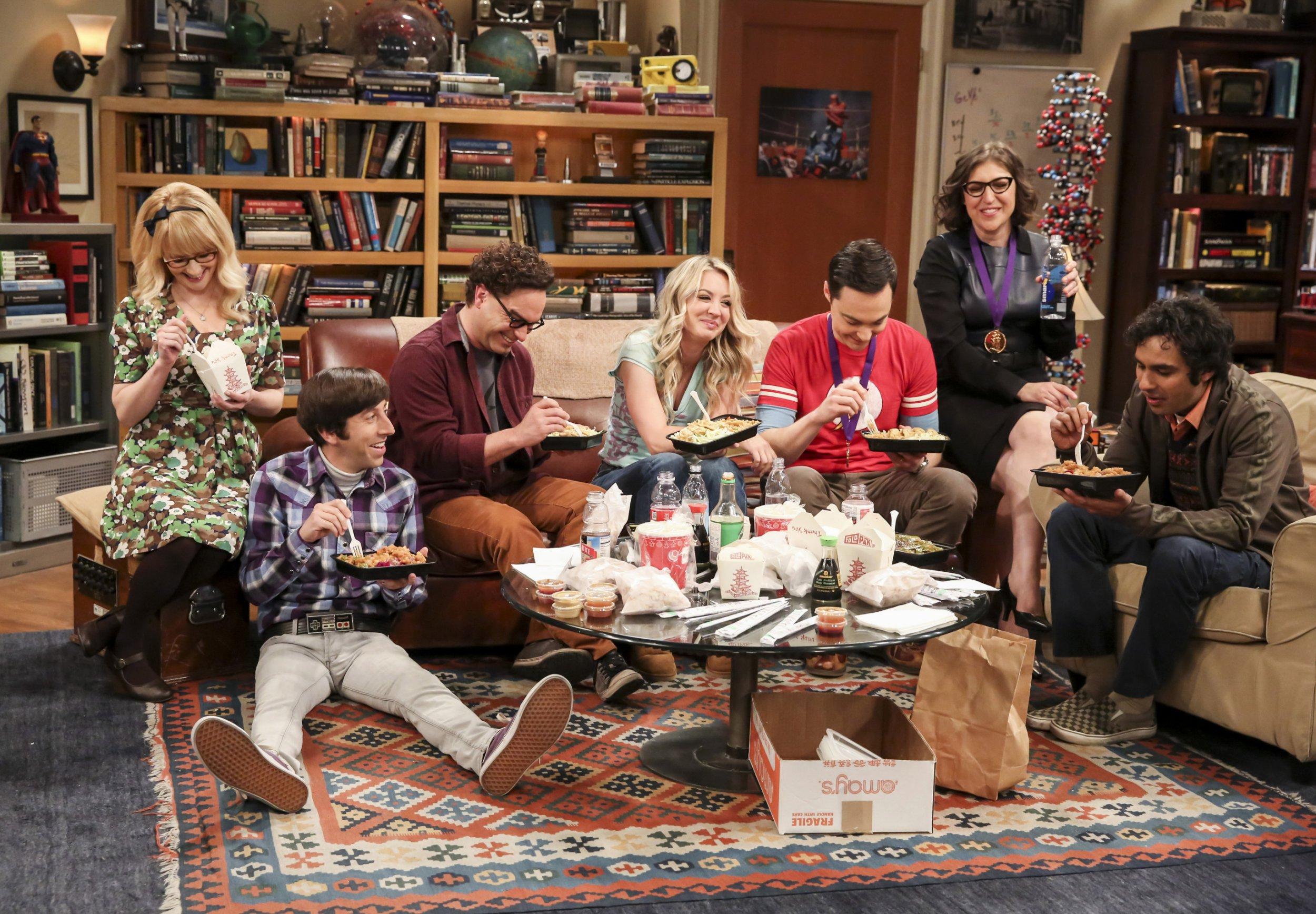 The Big Bang Theory's finale isn't sitcom's most watched episode, despite 18 million fans tuning in
