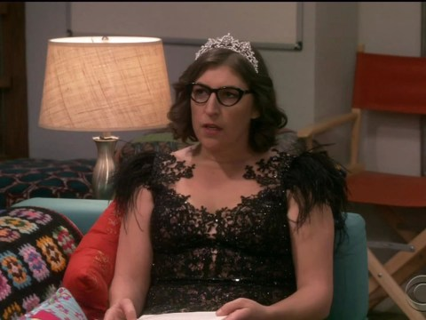 The Big Bang Theory's Mayim Bialik reveals what she bought herself to say goodbye to Amy Farrah-Fowler