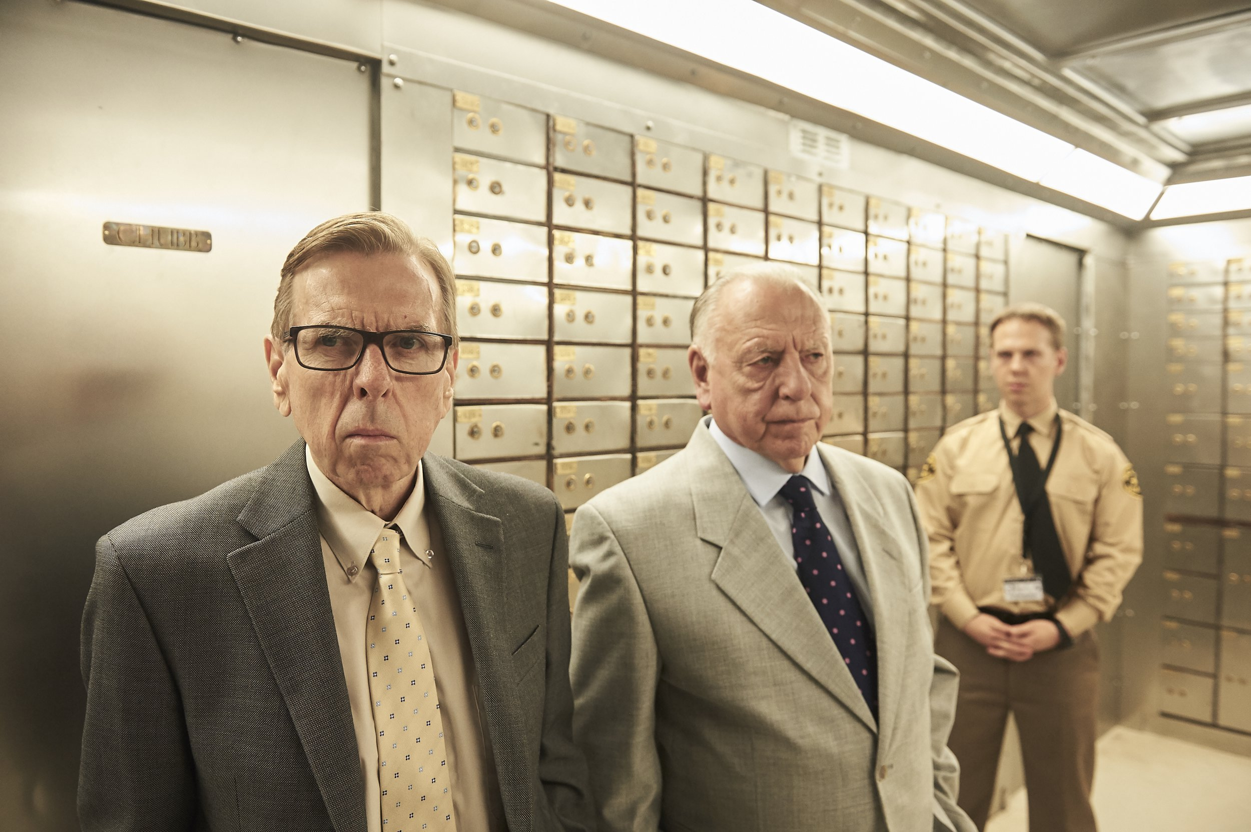 Where you've seen Hatton Garden's Timothy Spall before – from Harry Potter to The Enfield Haunting