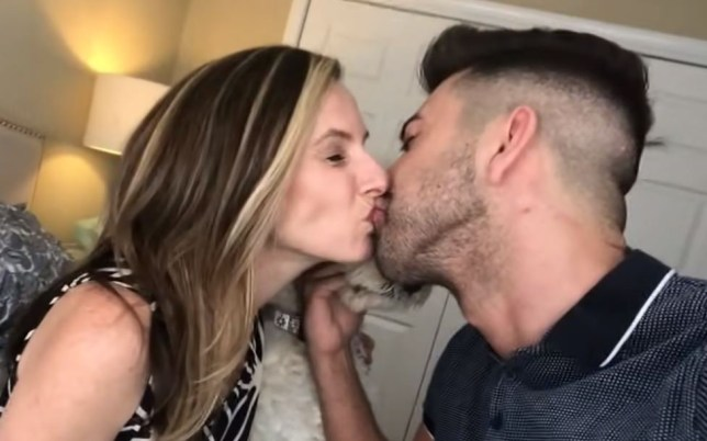 PrankInvasion kisses his mum after sister prank and the internet is horrified again Videograb from @PrankInvasion/YouTube https://www.youtube.com/watch?v=_EQ1CkQmJXs