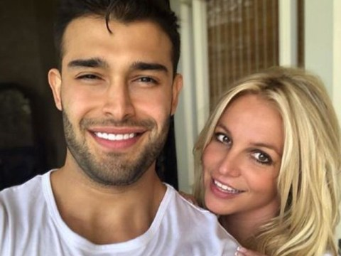 Britney Spears shares loved-up tribute to boyfriend Sam Asghari after stint in rehab