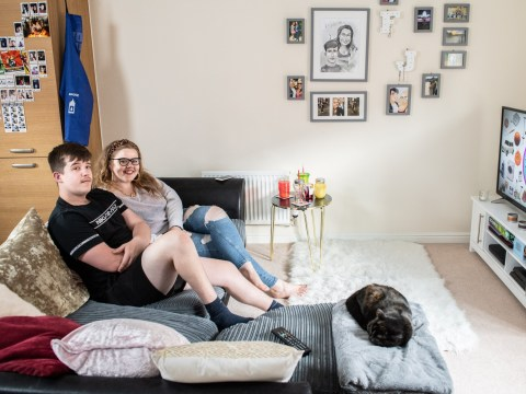 What I Rent: Flo and Jonny, £850 a month for a two-bedroom house in Aylesbury