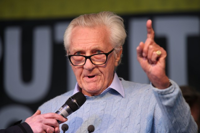 """File photo dated 23/3/2019 of Tory grandee Michael Heseltine who has said he will not be supporting the Conservatives in the European election, and will instead vote Liberal Democrat. PRESS ASSOCIATION Photo. Issue date: Sunday May 19, 2019. The former deputy prime minister and lifelong pro-European said the party has become """"infected by the virus of extremism"""" and he cannot endorse its support for leaving the EU. See PA story POLITICS Brexit Heseltine. Photo credit should read: Yui Mok/PA Wire"""