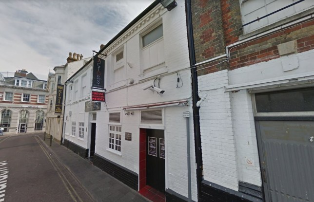 Actors Club in Maiden Street, Weymouth