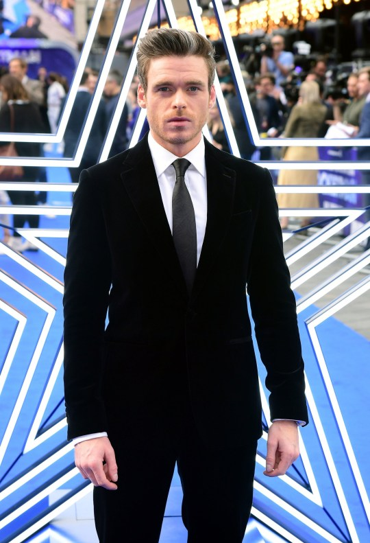 Richard Madden is 'thankful' he left Game Of Thrones when ...