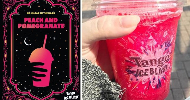 Tango Ice Blast has released a new flavour