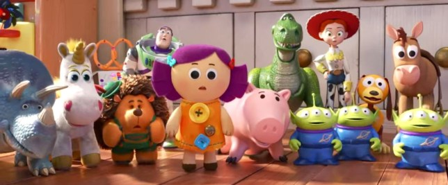a still from Toy Story 4 which was released in UK cinemas 21 june