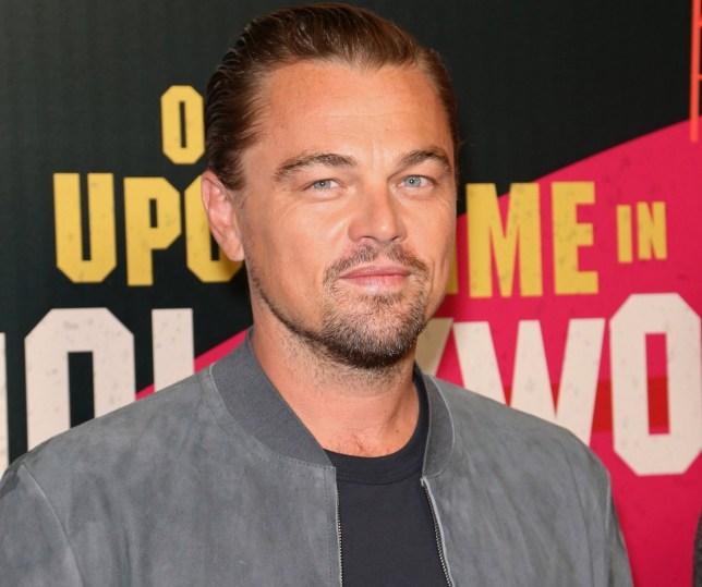 Leonardo DiCaprio at CinemaCon 2018