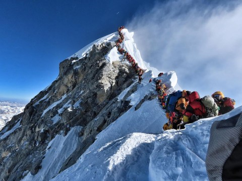 Why have so many people died on Mount Everest this week?