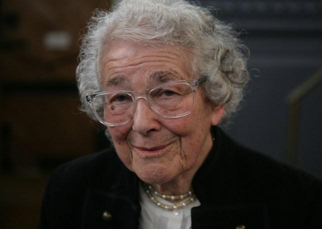 author Judith Kerr