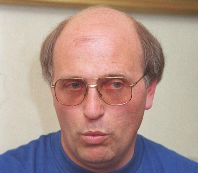 Former Southampton FC football coach Bob Higgins, also an alleged paedophile