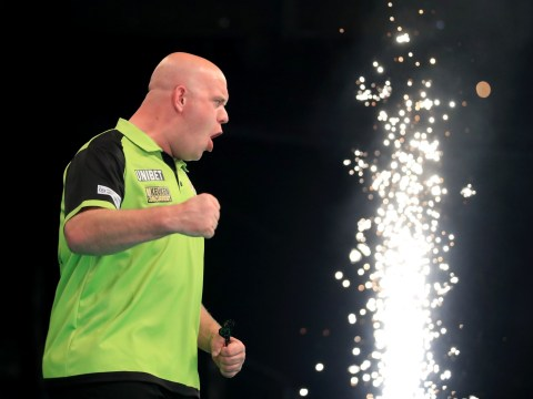Michael van Gerwen sets out his 'two big targets' for the rest of the season
