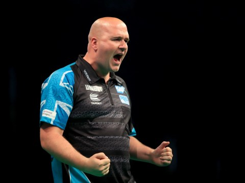 Rob Cross beating depression and forging bond with daughter puts darts into perspective