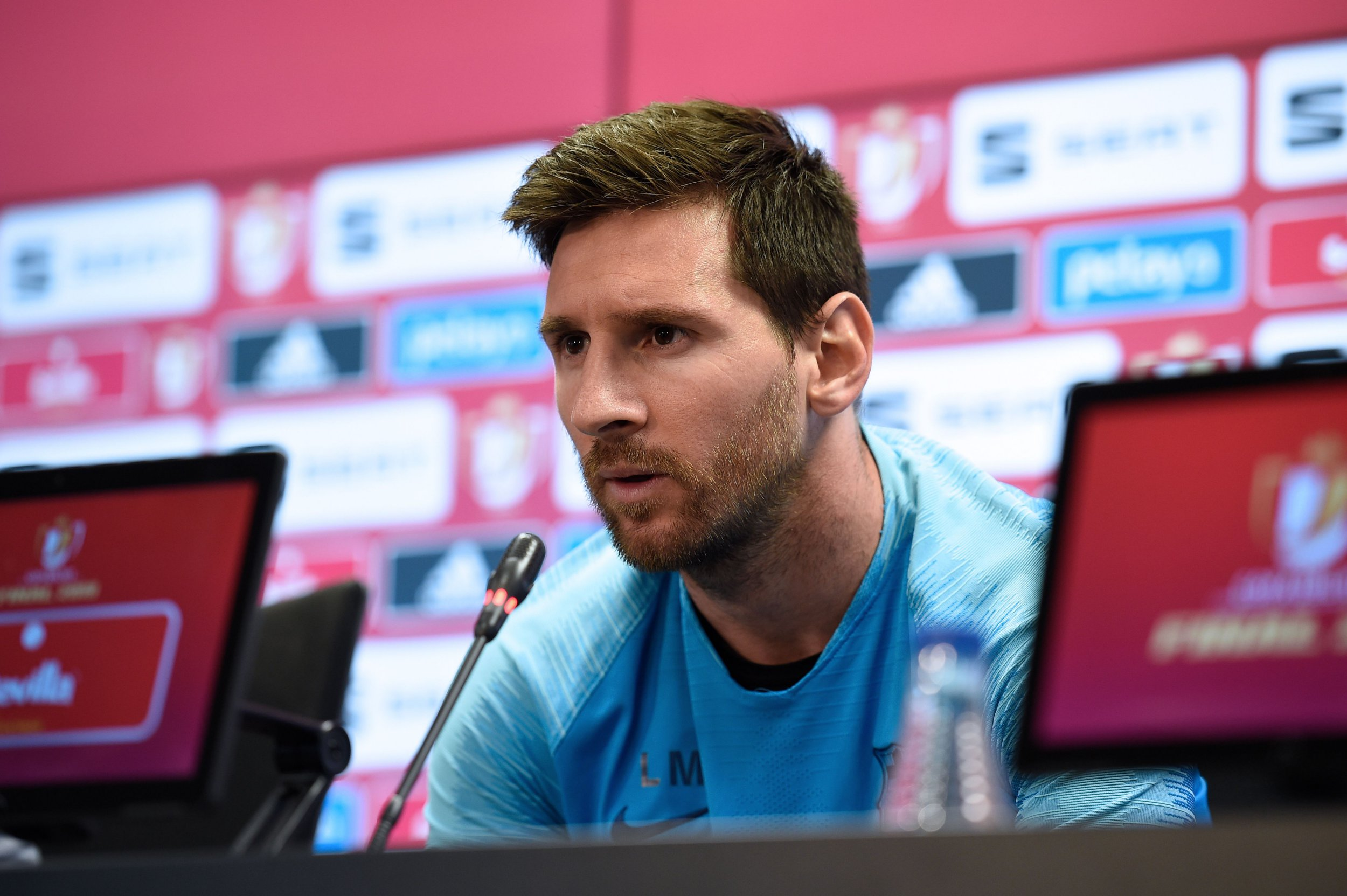 Lionel Messi still upset over Liverpool defeat and hits out at attitude of Barcelona players after their Champions League exit
