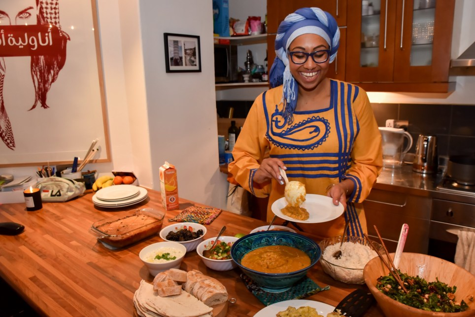 Muslims Who Fast: Yassmin shows us a 'Sudanese-Australian combination iftar'